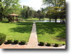 New York Waterfront 1 Acres Lakefront Home in Private Community