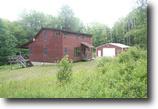 Private Log Home -36 Acre Mountain Retreat