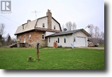Ontario Farm Land 102 Acres Century Stone Farmhouse, 15 min to Orillia