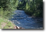 Colorado 40 acre Gold MiningClaim 2 Creeks