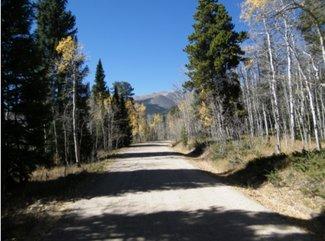 Claim road