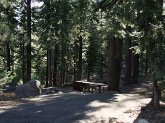 Silver Creek Campground