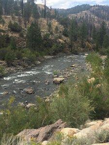 Claim river