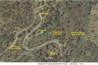 Claim satellite view