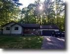 Michigan Land 15 Acres Turn-Key Home!! 3 Bedroom,2 Bath