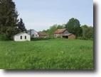 19 Acres Farmhouse and Farmland Camden NY