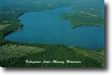 Wisconsin Waterfront 80 Acres Pokegama Lake, Minong, Wi