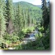 Colorado 80 or 40 acre MiningClaim w/Creek
