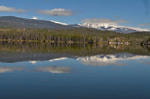 shadow mountain lake colorado