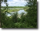 Wisconsin Waterfront 46 Acres Pokegama Lake, Minong, WI
