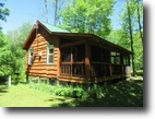 New York Hunting Land 6 Acres Cabin in Florence NY near State Forest