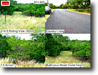 Texas Land 2 Acres 214 S Rolling Vw - San Antonio Land Sale