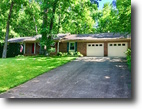 4 BR/3 BA Home on .78 +/- Acres