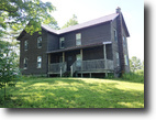 50 Acres House in Willet, NY