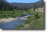 40 acre Colorado Gold MiningClaim 2 Creeks