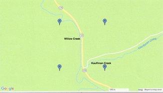 GPS claim corners map