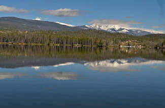 Shadow Mountain Lake