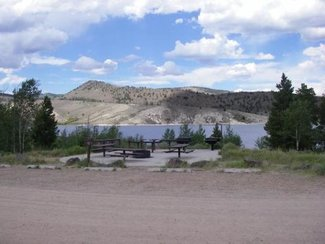 Willow Creek Campground & Reservoir
