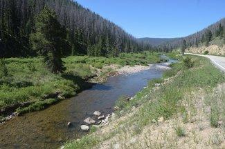Claim creek