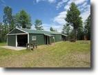 Michigan Hunting Land 33 Acres 4884 W. US-2, Iron River, Mls# 1103261