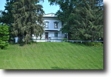 New York Land 2 Acres Historic Glenmary Inn B&B in Owego NY