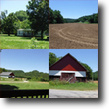 Tennessee Farm Land 308 Acres 308ac, w/HM, barns, ponds, creeks, & more