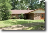 3bd/2ba Home on 6 Acres in Clay County, MS