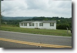 Virginia Land 1 Acres Nice Double Wide Home with Mountain View