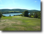 New York Waterfront 6 Acres Building Lots with Dryden Lake Views