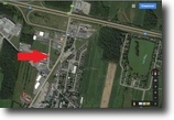 Quebec Land 49 Square Feet Large land on main road Ange-Gardien