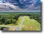 Custom Built One Owner Home on 32+ Acres