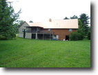 Tennessee Land 5 Acres Beautiful 2 story Log Home with 4.72 AC
