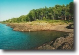 Michigan Waterfront 24 Acres 13051 M-26, Eagle Lodge Cabins, 1103987