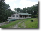 Tennessee Land 7 Acres 7 ac w/home, creek, views & close to lake
