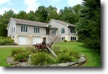 Pennsylvania Land 2 Acres Stately - Stone & Frame Residence