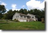 Pennsylvania Land 2 Acres Stately - Stone & Frame Residence