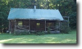 Log Home On 8 Acres In Metcalfe County, KY