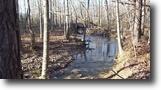 Georgia Hunting Land 30 Acres Bartow/Floyd Multiple Home Sites & Creek