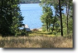 Wisconsin Waterfront 2 Acres County Line Road, Lot 4, Minong