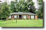 Virginia Land 1 Acres Stately 3 BR/3 BA Brick Home on Large Lot