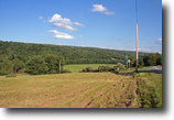 New York Land 3 Acres 2 Ac Building Lot, Well, near Conesus Lake