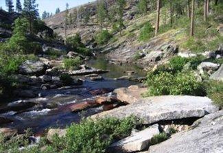 Clavey River: Claim river