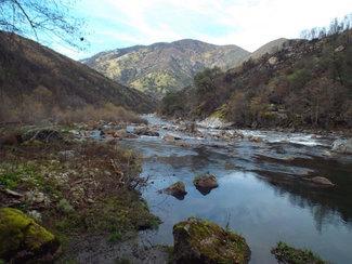 At claim river