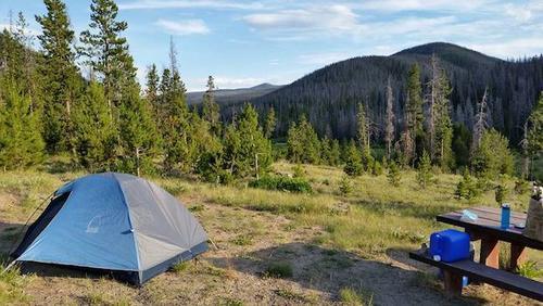 nearby denver creek campground colorado