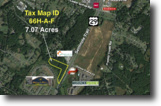 7 +/- Commercial Acres on Rt. 29