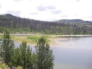 Nearby Willow Creek Reservoir