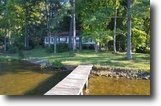 Virginia Waterfront 1 Acres 3 BR/2 BA Waterfront Home on Lake Gaston