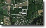 Indiana Land 81 Acres Large Residential Land  at Columbus IN