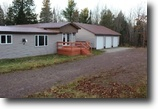 3BR home on rural 41.36 acres