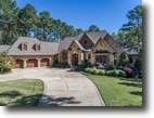 Georgia Land 1 Acres Custom one of a Kind Home on Lake Oconee